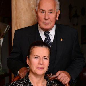 Takács Tibor és felesége Takács-Plibersek Lidija szállodánk tulajdnosai