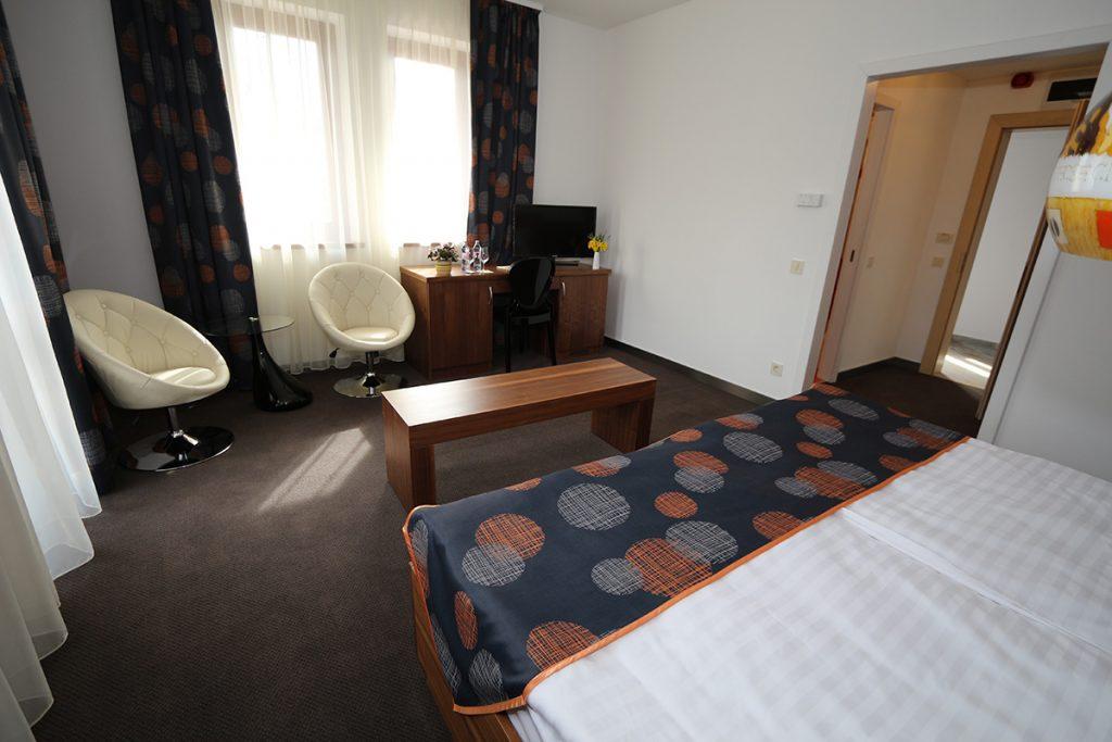 Vörös Torony kétágyas szoba