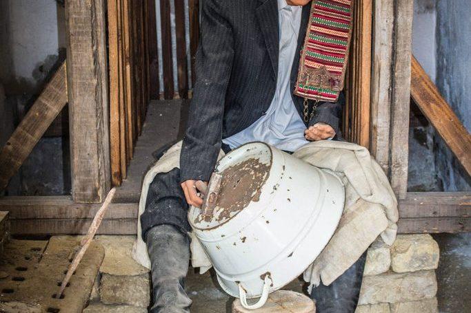 Ősi roma mesterségek bemutatása a panoptikumban