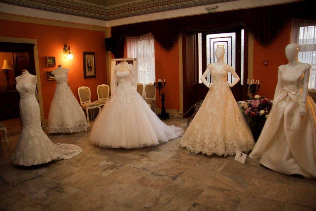 Esküvői kiállítás a Vécsecityben