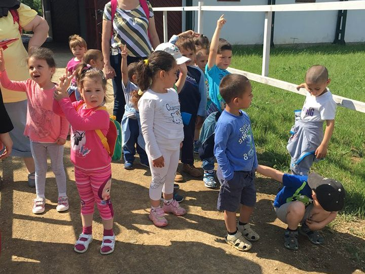 Gyereknapon különleges programokkal várunk mindenkit - mint ezt a csipet-csapatot is - szeretettel