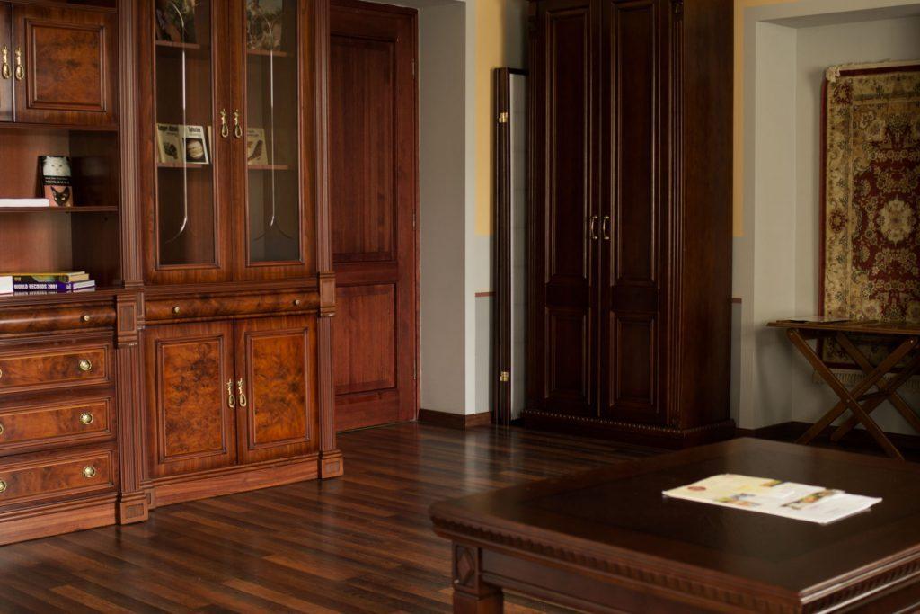Kastély lakosztály nappali