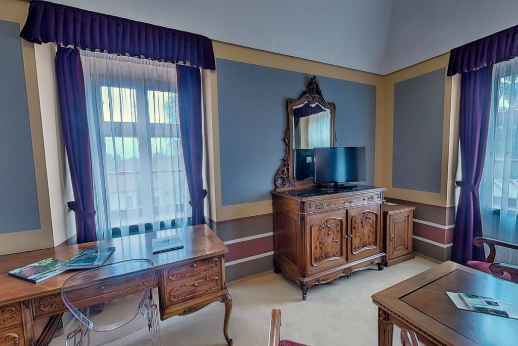 Kastély kétágyas szoba