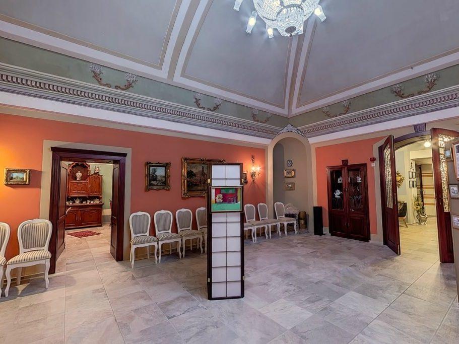 Splényi Zsuzsa terem kiállításokhoz, bálokhoz, esküvőkhöz