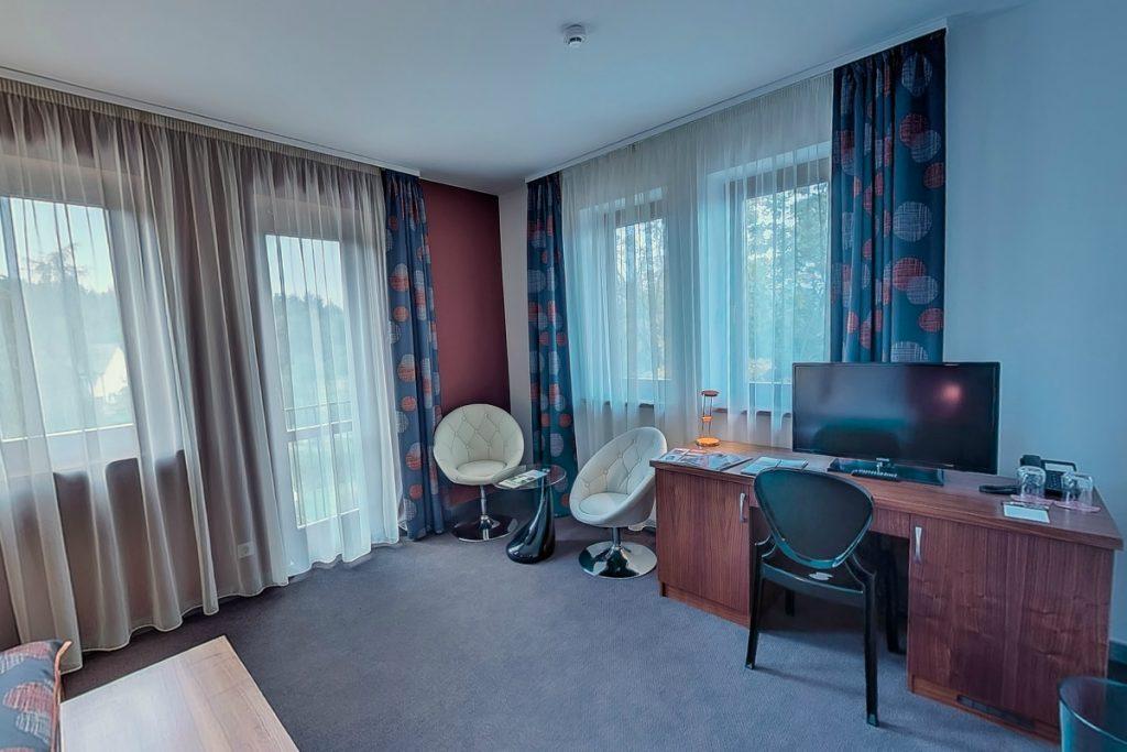Vörös torony superior szoba