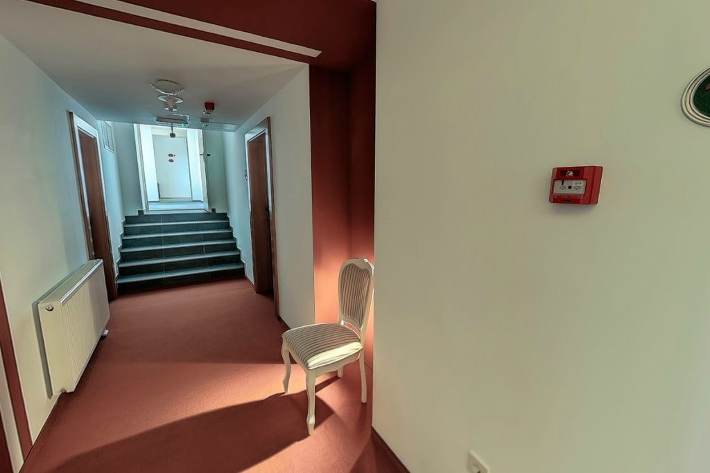 Zöld ház 1. emelet folyosó