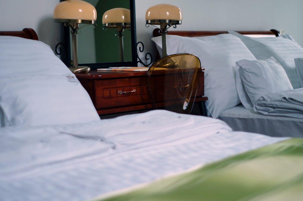 Zöld ház amerikai szoba két ággyal akár 4 fő részére