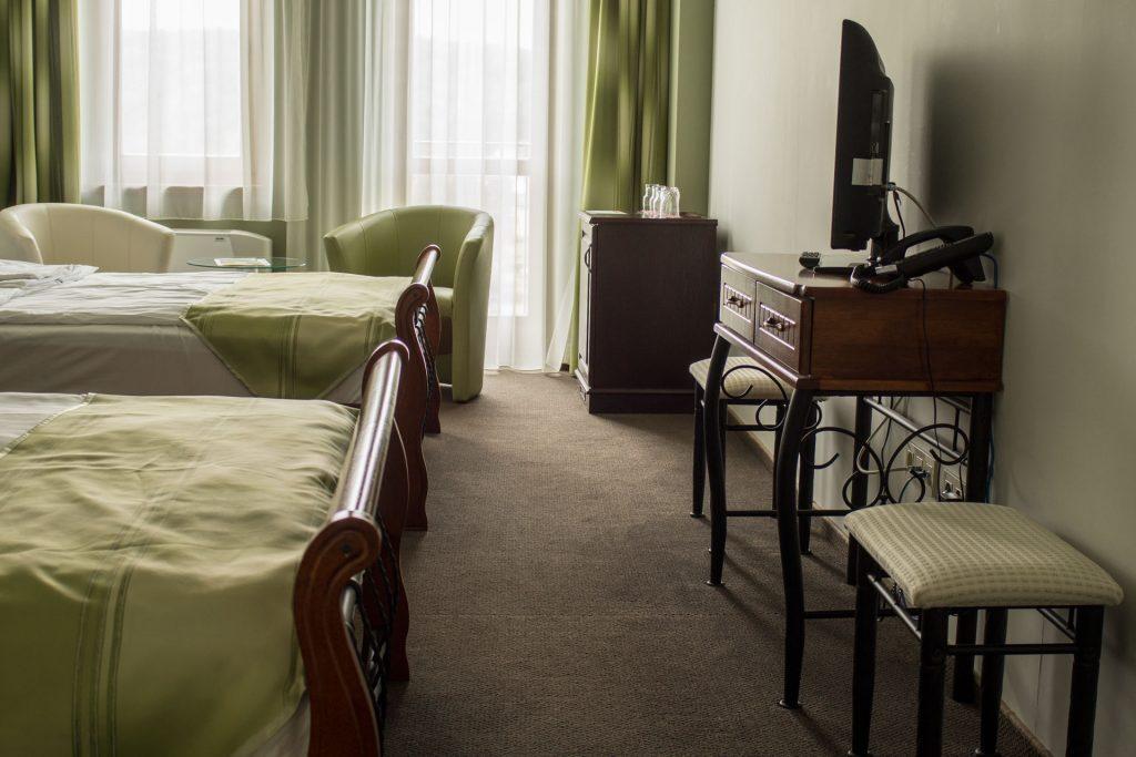 Zöld ház deluxe szoba