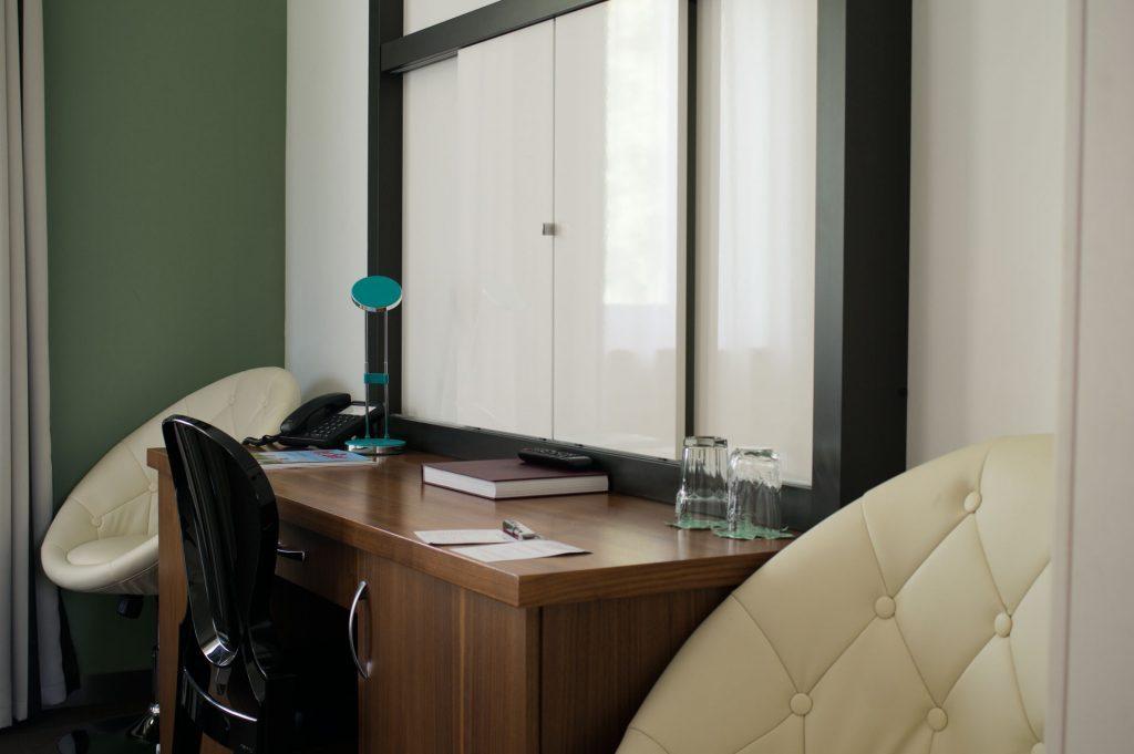 Zöld ház standard kétágyas szobáink
