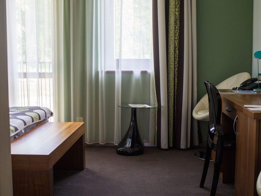Zöld ház standard kétágyas szoba