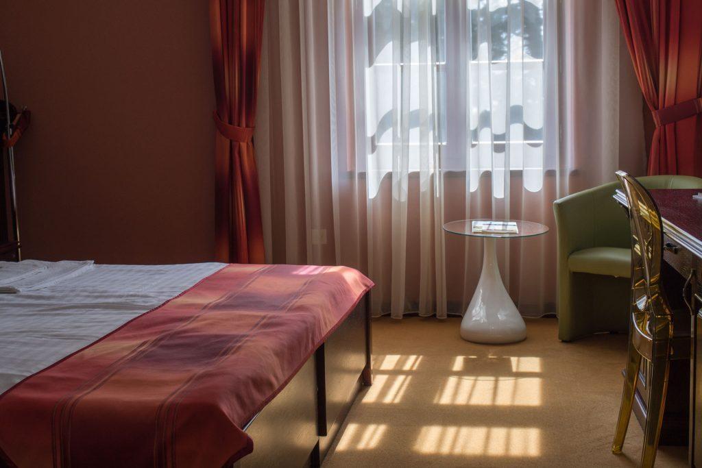 Zöld ház kétágyas superior szoba